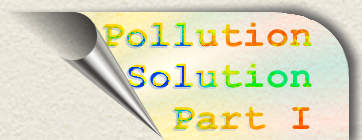 Pollution Solution Part One button