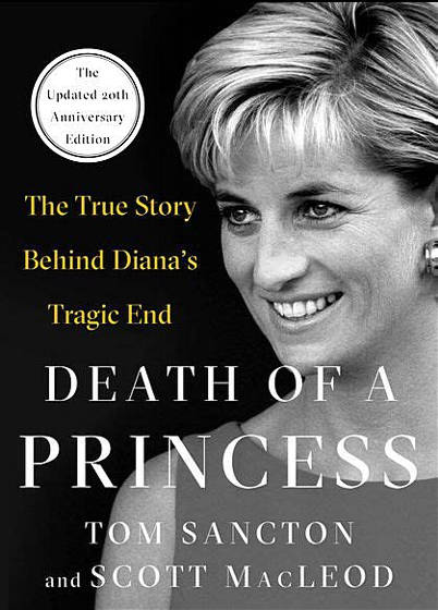 Death Of A Princess by Thomas Sancton & Scott MacLeod updated edition