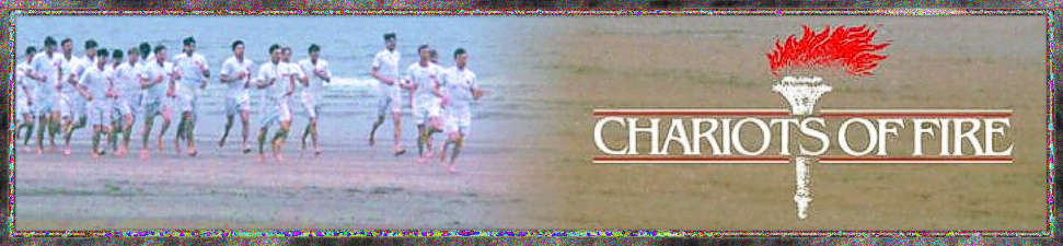 Chariots Of Fire banner